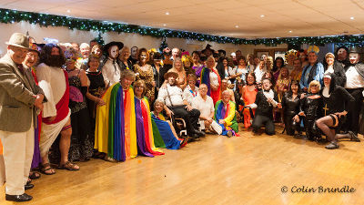 Far West Sun Club dinner dance event 2017